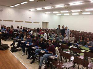 VI CURSO CIRUGÍA MENOR UMU. Celebrado en la Escuela Práctica Enfermera, facultad de Medicina de la Universidad de Murcia. Diciembre 2016
