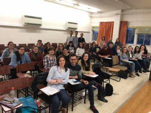 VII CURSO (I MODALIDAD MIXTA) CIRUGÍA MENOR UMU. Celebrado en la Escuela Práctica Enfermera, facultad de Medicina de la Universidad de Murcia. Marzo 2017