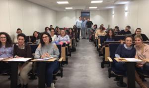 I Curso Cirugia Menor organizado por el Colegio de Enfermería de Albacete en su sede en Albacete en Marzo de 2017.