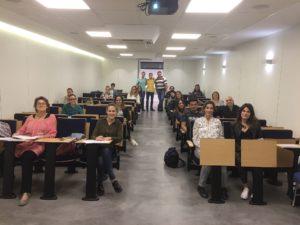 Curso Cirugia Menor y Suturas modalidad mixta organizado por el Colegio de Enfermería de Albacete. Sede Albacete. En Octubre de 2017.