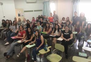 Curso Cirugia Menor y Suturas organizado por la Universidad de Murcia. Mayo de 2017.