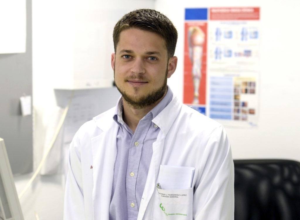 Dr Antonio Jose Fernandez