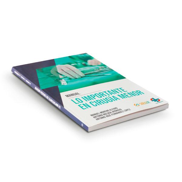 Libro lo importante en cirugía menor